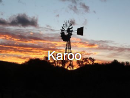Karoo Accommodation