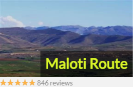 Maloti Route Accommodation